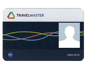 TravelMaster Smartcard (Personalised)